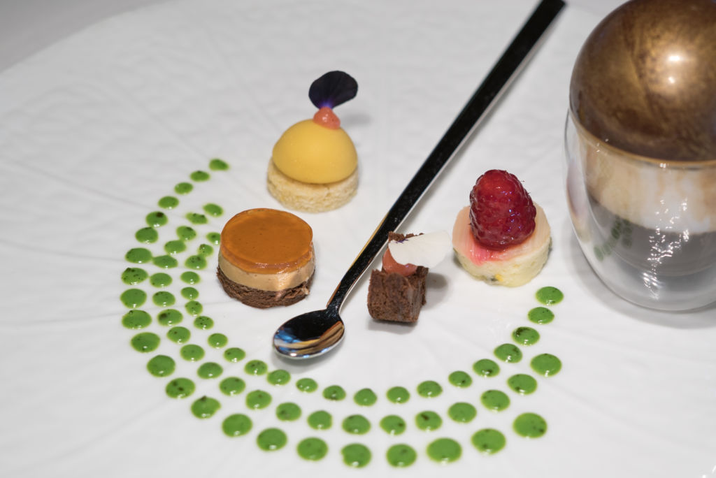 Vila Joya dessert